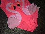 Купальник на Девочку Слитный Цельный Бренд Primark 6/7 р, фото 9