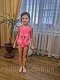 Купальник на Девочку Слитный Цельный Бренд Primark 6/7 р, фото 7
