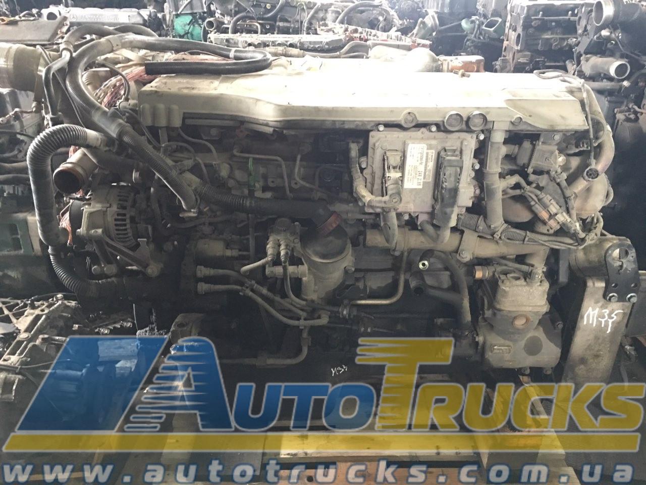 Двигатель D2066 LF31 Б/у для MAN TGX