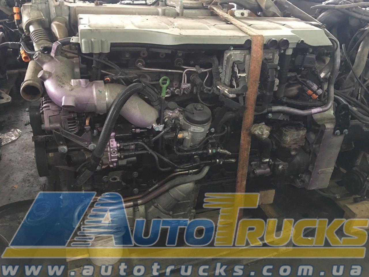 Двигатель D2676 LF22 440PS Б/у для MAN TGX