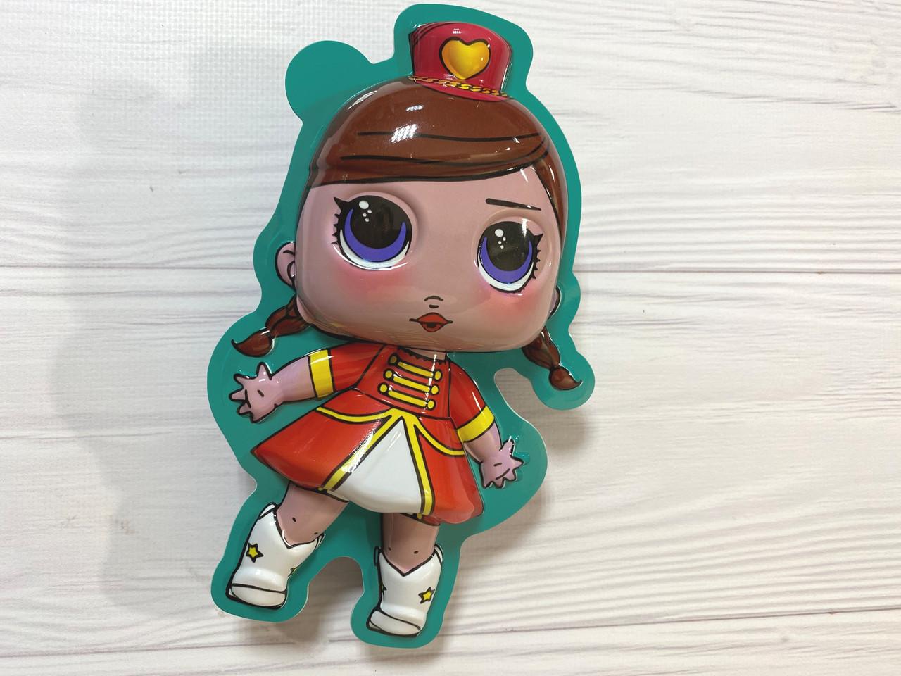 Лол сурприз (Lol surprise)  в форме куклы