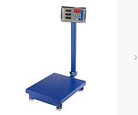 Весы товарные DOMOTEC ACS-350кг 40*50 F. Весы. Весы платформенные.