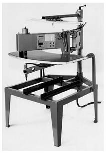Шарнірна машина газополуменевого різання GLOOROTRONIC GLOOR