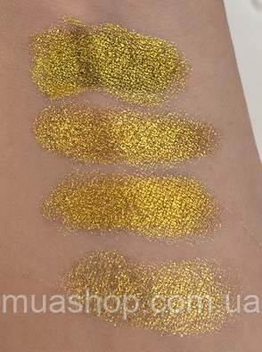Пігмент для макіяжу KLEPACH.PRO -25 - Халькопірит (пил), фото 2