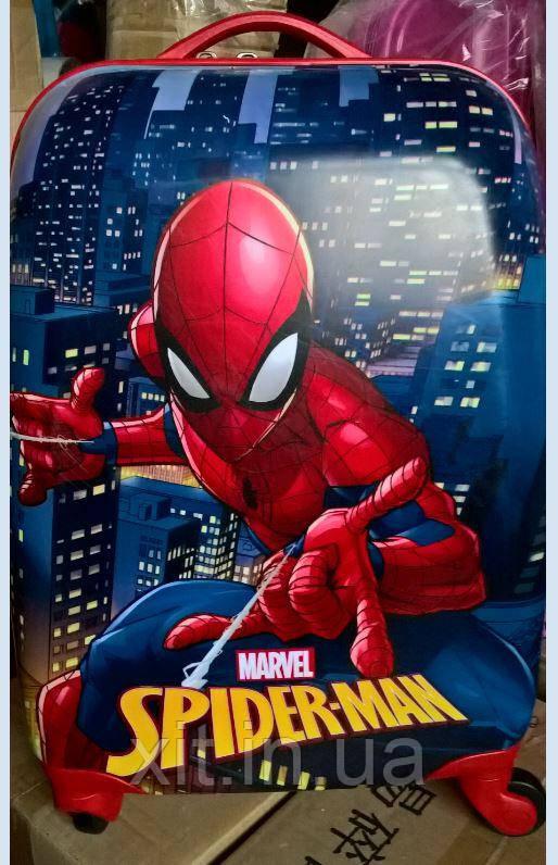 Детский чемодан Человек паук
