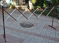 Раздвижное ограждение 1х2.9м, фото 1