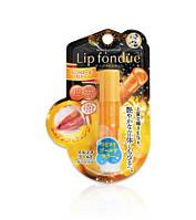 ROHTO Губная помада Mentholatum Lip Fondue (Illumina Gold-Светящийся золотой) 3D эффект