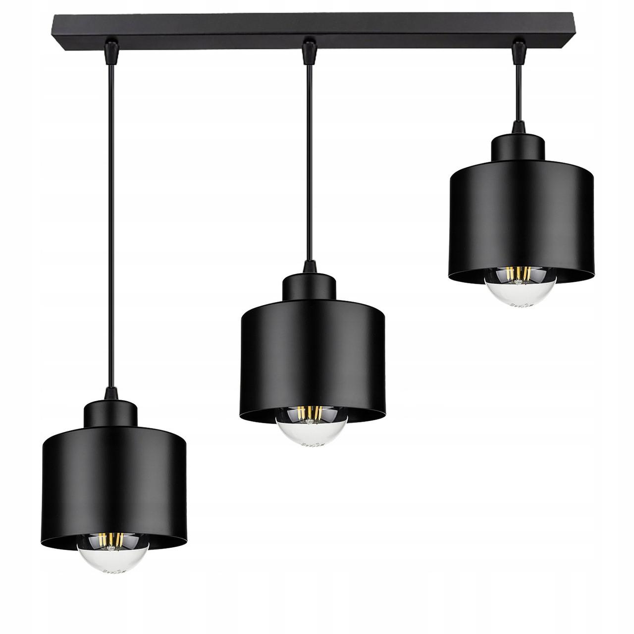 Дизайнерский подвесной потолочный светильник выполнен в современном стиле LX-1035