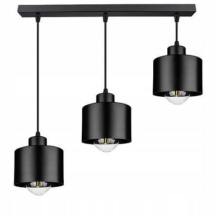 Дизайнерский подвесной потолочный светильник выполнен в современном стиле LX-1035, фото 2