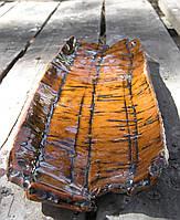 Тарелка для суши или закусок керамическая