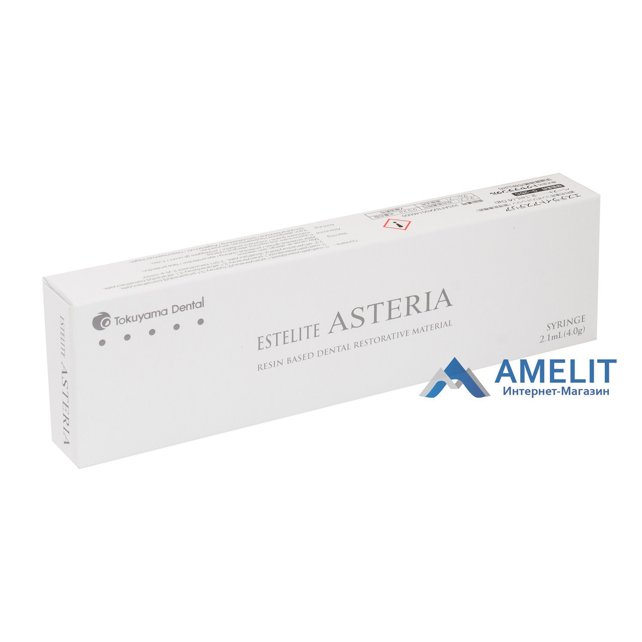 Эстелайт Астерия A3B(Estelite Asteria, Tokuyama Dental), шприц 4г