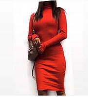 Платье футляр в расцветках 41836, фото 1