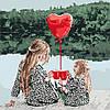 """Картина за номерами ІДЕЙКА """"Маленькі радощі"""" 40х40см, КНО4669"""