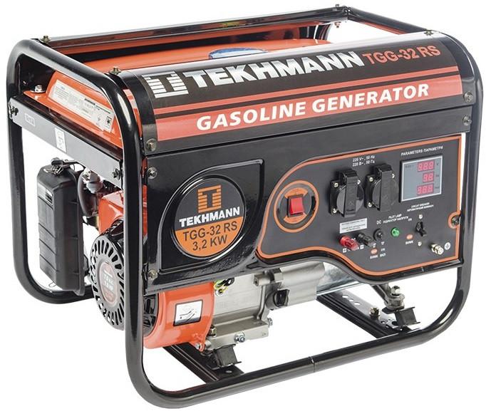 Бензиновый генератор Tekhmann TGG-32 RS (844110)