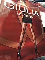 Колготы женские с узором GIULIA Lovers 20 (13)