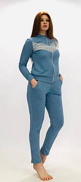 Спортивный костюм женский двунитка