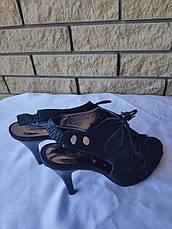 Босоножки женские на  ремешке  MING, фото 3