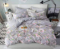 Двухспальный комплект постельного белья ранфорс ТМ TAG  R7537