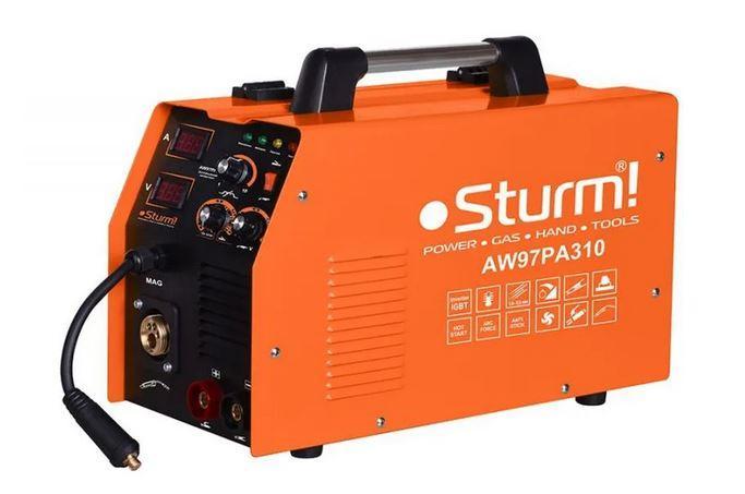 Напівавтомат Sturm AW97PA310 (MIG/MAG,MMA, 310А)