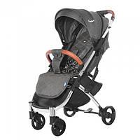 Детская прогулочная коляска TILLY Comfort T-162 Dark Grey +дождевик