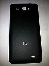Крышка батареи черная Fly IQ456 (оригинал)