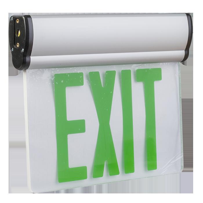 Указатель выхода аккумуляторный для аварийного освещения 220В LX-741A12G