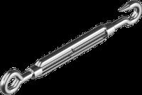 Захват М8 х 100 гак/кільце цб