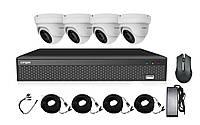 Комплект видеонаблюдения 2Мп  AHD