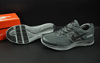 Кроссовки Nike Max Advantage 2 арт 20697 (найк, мужские, серые), фото 3