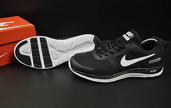 Кроссовки Nike Max Advantage 2 арт 20696 (найк, мужские, черные), фото 3