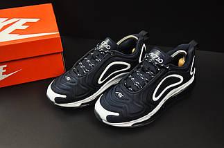 Кроссовки Nike Air Max 720 арт 20684 (синие, найк), фото 3