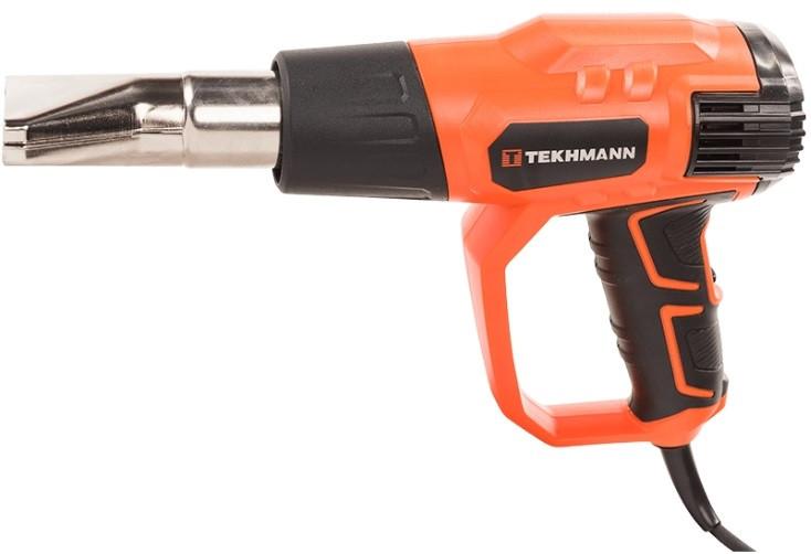 Фен строительный Tekhmann THG-2005 DB (2 кВт, дисплей)