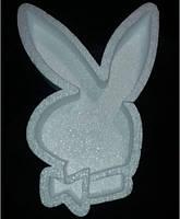 Пiнобокс - фігурна  коробка для квітів і подарунків - Playboy