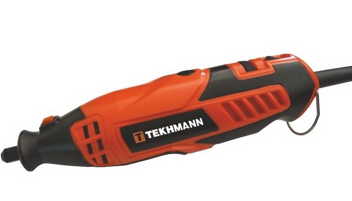 Мини-гравер с насадками и гибким валом Tekhmann TMG-2660