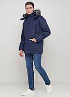 Мужская зимняя куртка Bondi BONDI-86 темно-синее