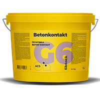 Грунтовка по бетону универсальная Shtock Бетонконтакт, 3,5 кг