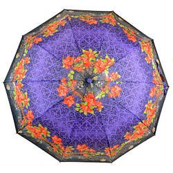 Зонт Жіночий Напівавтомат поліестер 466-10