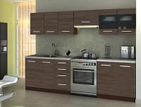 Кухня AMANDA 1 260 акація/венге Halmar