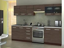 Кухня AMANDA 1 260 акация/венге  Halmar