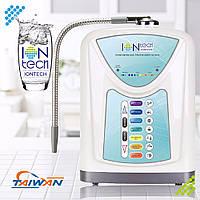 Ионизатор воды Iontech IT-580 (Тайвань) для получения питьевой щелочной воды - ЛУЧШАЯ ЦЕНА от официал импортер