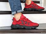 Чоловічі кросівки Adidas Ozweego TR (червоні) - весна-осінь, фото 4