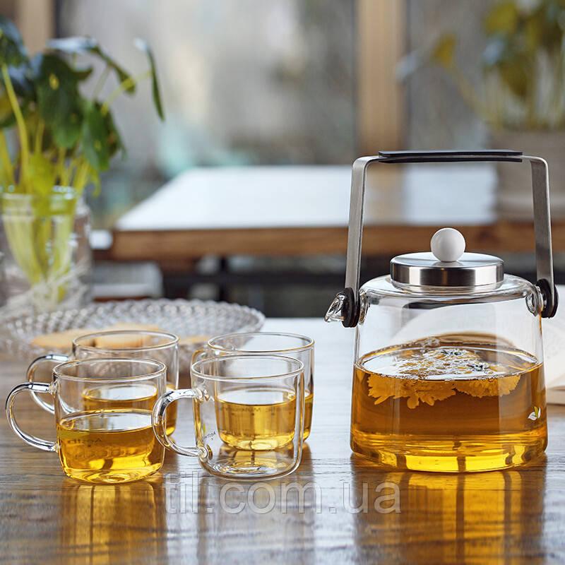Термостойкий Чайный Сервиз