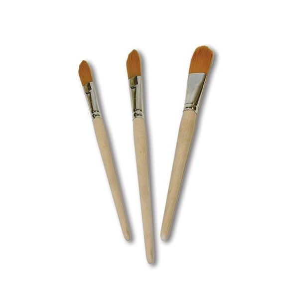 "Кисть для нанесения шеллака (гуммилака), Shellac Brush - For Shellac, ""14"", Borma Wachs, Restoration Line"