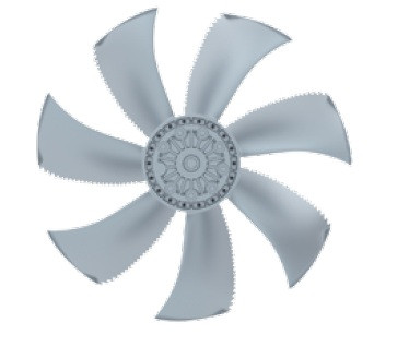 Осевой вентилятор Ziehl-Abegg FN063-VDK.6N.V7P7