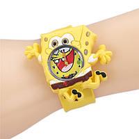 Детские наручные часы Губка боб