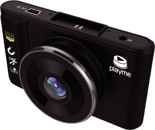 Видеорегистратор playme tau(магнитный крепеж)Full HD
