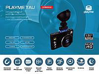 Видеорегистратор playme tau(магнитный крепеж)Full HD, фото 4
