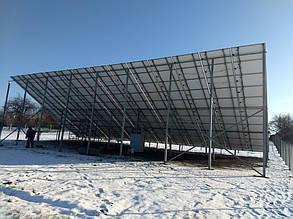 Проектування, монтаж і підключення СЕС 50 кВт с.Дмитрівка 4
