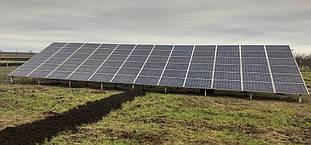 Проектування, монтаж і підключення СЕС 50 кВт с.Дмитрівка 5