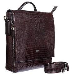 Чоловіча шкіряна сумка Desisan